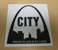 Arch Decal